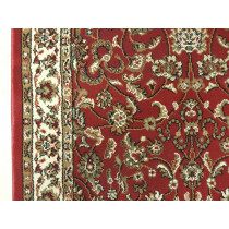 Persian Classic 2020 Red Roll Runner Remnant 26in x 22.6